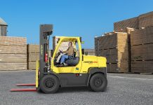 hyster h155-170fts series truck
