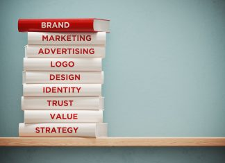 brand marketing promoting products and services