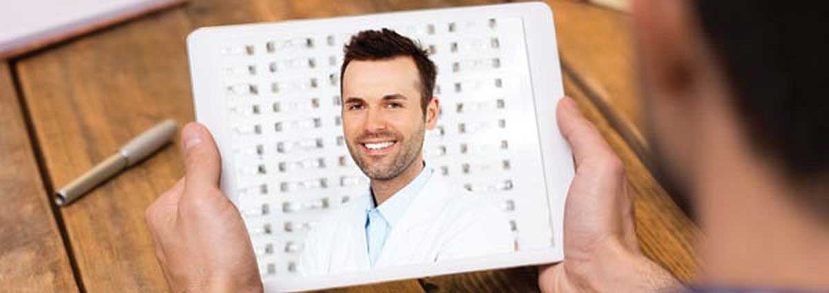 complete eye safety optician on demand
