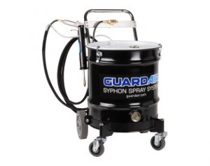 guardair syphon spray system