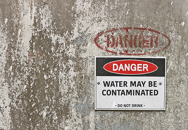 pfas california contaminated water