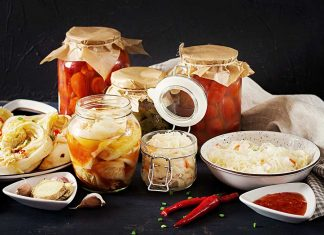 food preparation canning