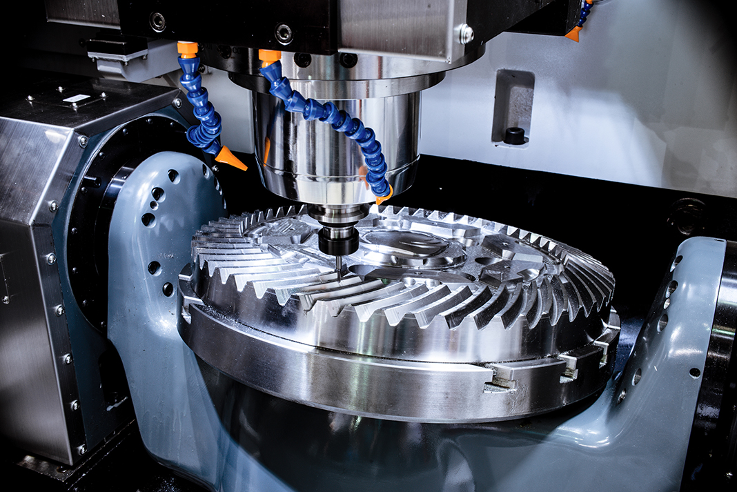 CNC Milling Machines - Industry Today %