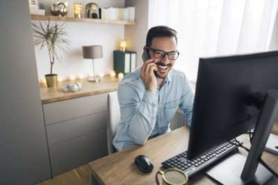 When given the right tools and technology to work remotely, employees can still meet goals and show results.