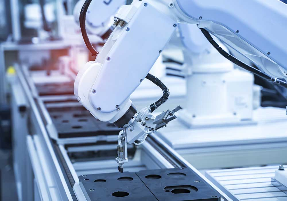 robotic manufacturing technology