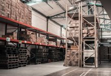 shipping fulfillment warehouse space