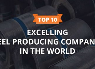 top steel producing companies
