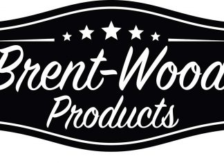 brent wood products logo