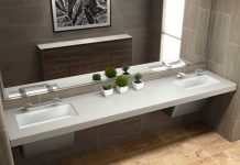 covid-19 indoor restroom design