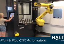 halter plug and play cnc automation technology