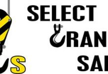 select crane sales logo