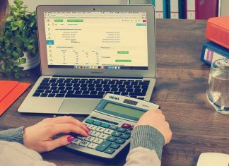 tax records for business accounting