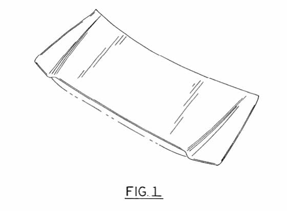 "U.S. Patent No. D489,299, titled ""Exterior of Vehicle Hood,"" claims ""[t]he ornamental design for exterior of vehicle hood."" Figure 1 above, illustrates the hood."