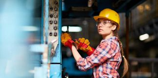 The field service industry is working to close the gender gap by implementing new policies and processes.