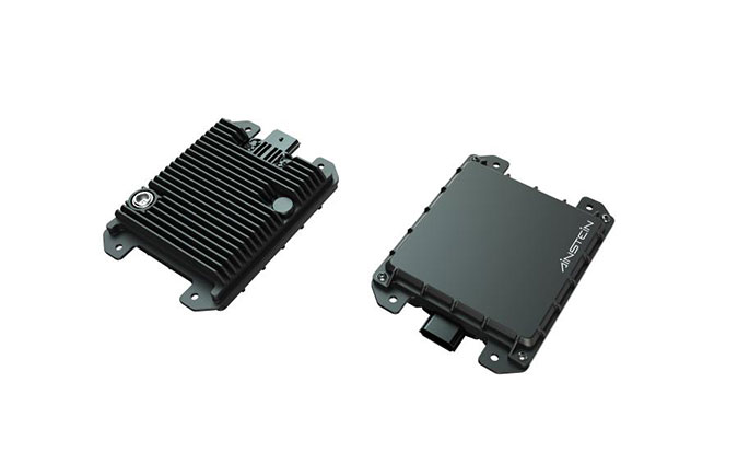 Ainstein K-79 sensor can be used for smart specialty vehicles