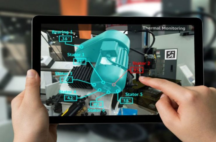 Augmented reality technologies help businesses speed efficiencies and lower costs.