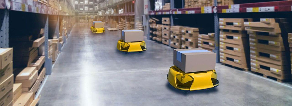 robots for humans in logistics