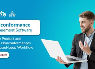nonconformance management software