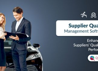 supplier management software