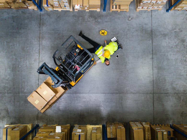 workers compensation industrial accident