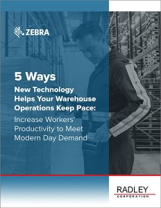5 ways applying new technology helps your warehouse operations whitepaper