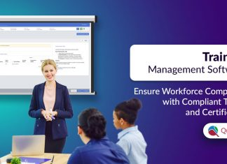 employee training tracking management software