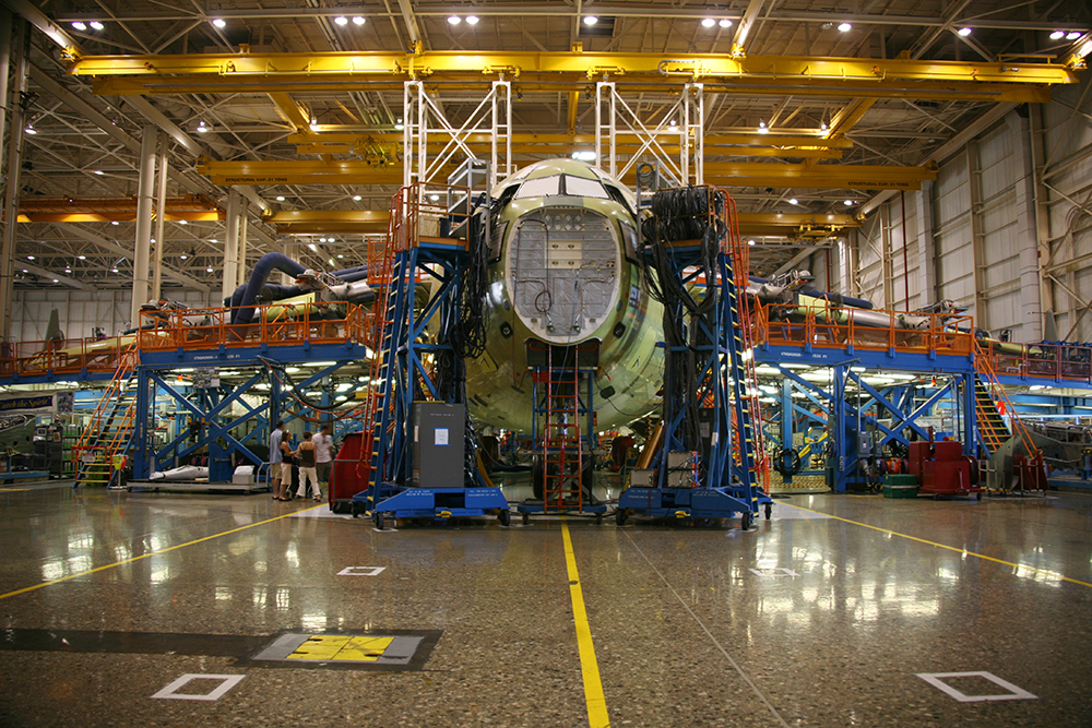 In the aerospace industry, the demand for change has primarily been driven by corporate mandates for optimizing operational efficiencies.