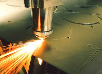metal laser cutting technology