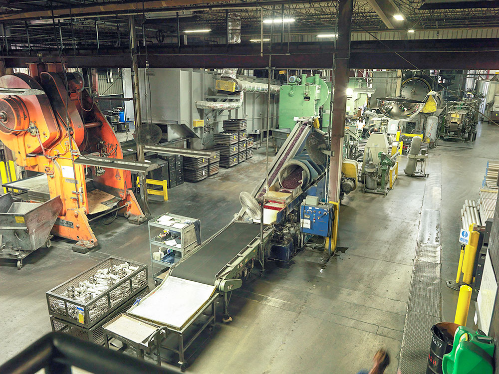 A data-driven American manufacturing company, Anchor Harvey serves the global aerospace industry and OEM automotive industry, among others.