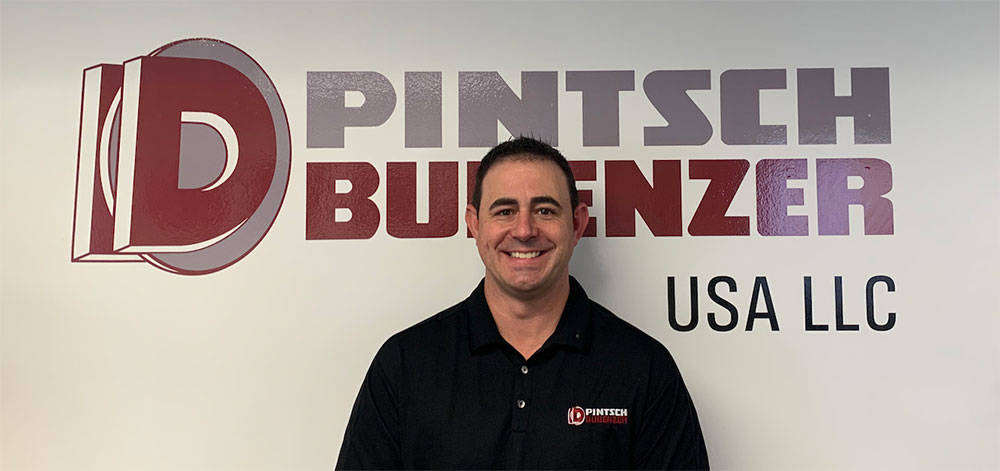 Mike Sparks, regional sales manager at Pintsch Bubenzer USA
