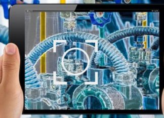 Augmented Reality can help manufacturing trainers deliver information from a distance.