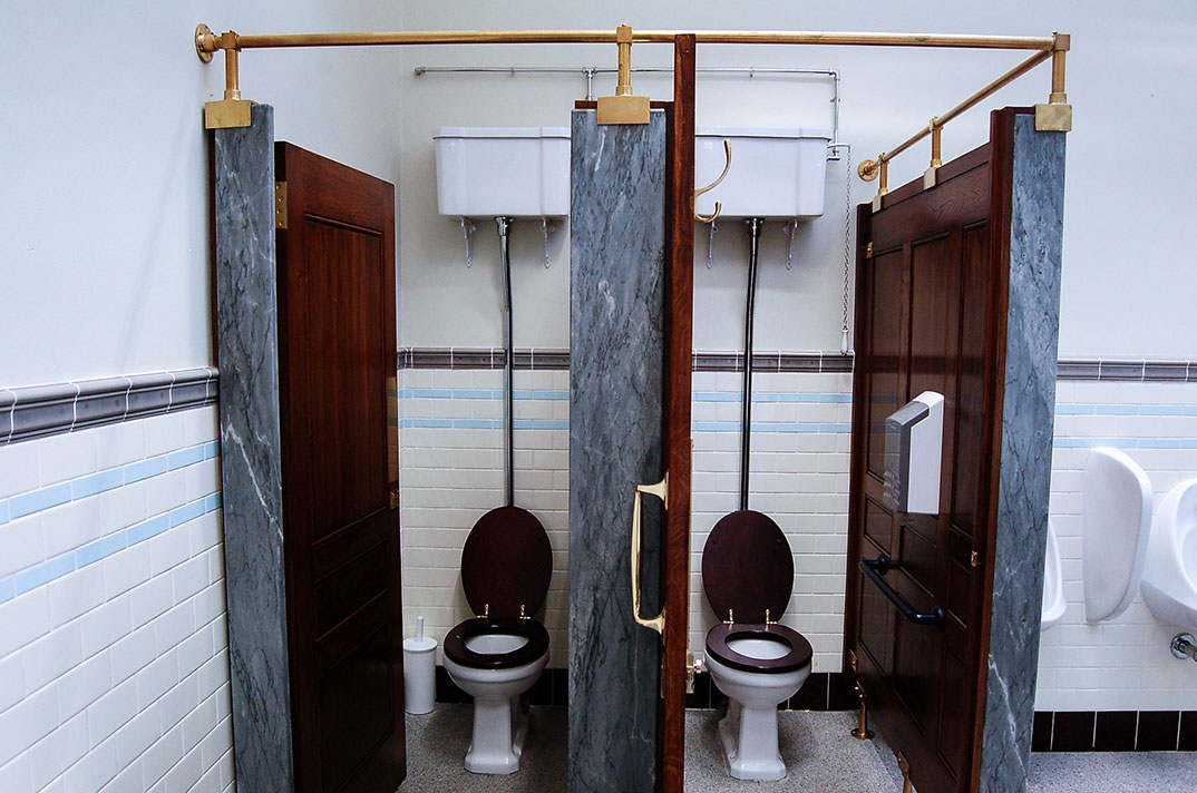 Purchasing Commercial Bathroom Stalls Industry Today