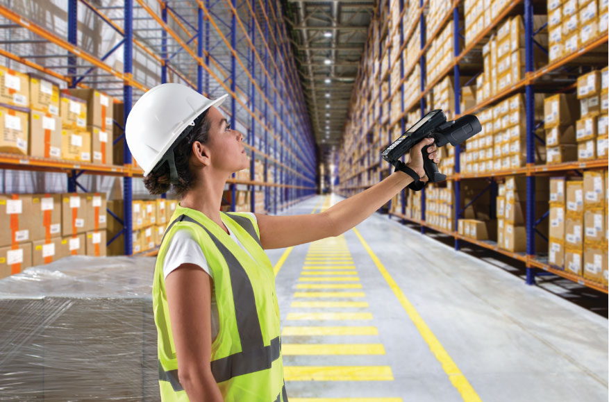 connect workers productivity workflow warehouse modernization