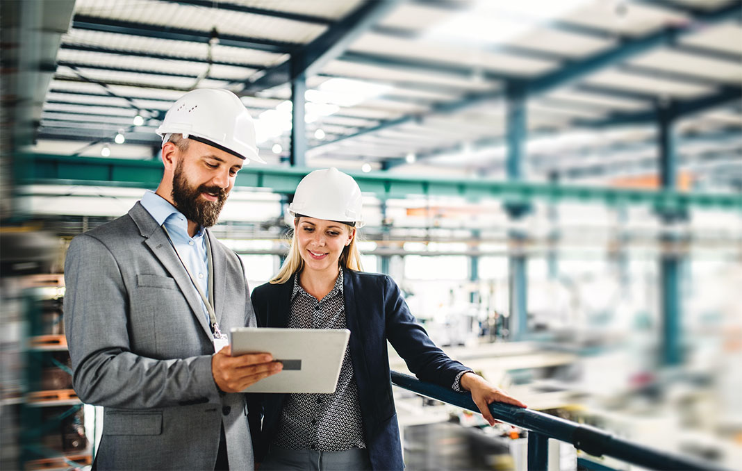 The manufacturing process provides many challenges for project managers