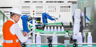 Manufacturers are not using automation and robots to their full potential to protect workers' safety.