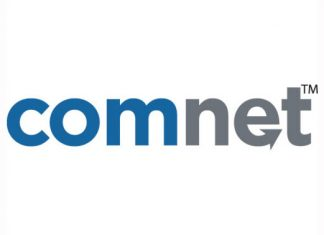 communications network comnet logo
