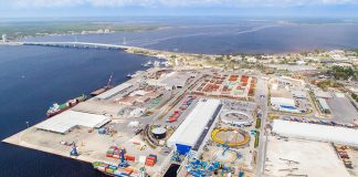 Port Panama City: Port Panama City supports a number of major manufacturers in the region with vital port services.