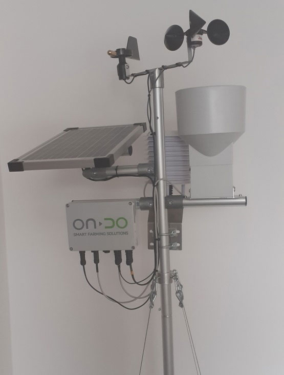 ondo weather station