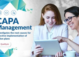 qualityze capa management software