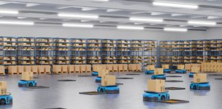 delta industrial battery charging witricity