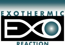 exothermic reaction injection molding logo