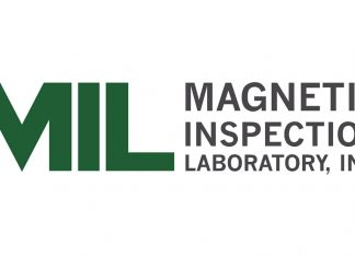 mil magnetic inspection laboratory logo