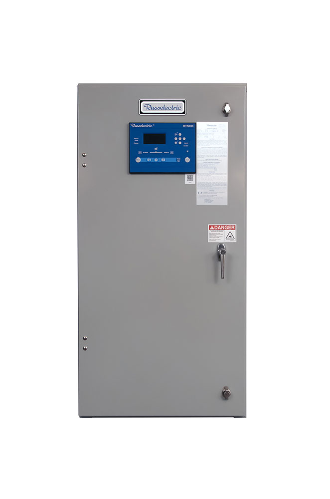 Russelectric RTSCD Commercial Duty Transfer Switch