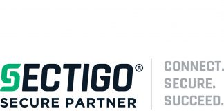 sectigo secure partner program logo
