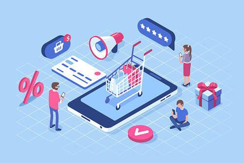 A rise in e-commerce contributed significantly to supply chain disruptions and challenges in 2020.