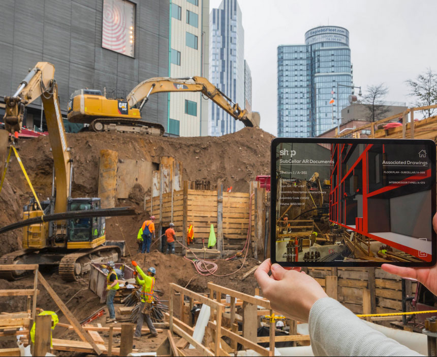 Heavy-duty construction manufacturers are leveraging automation in the design/build phases