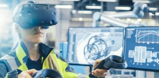 Manufacturers in many industries are leveraging automation and virtual tech to train employees.