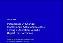plutoshift digital transformation report
