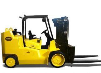 buying a used forklift