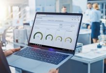 Data visualization and analysis of material flow as seen in the Panasonic Logiscend InSights Software enables more informed decision-making.